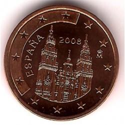 España. 2008. 5 Céntimos (SC)
