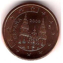 España. 2009. 5 Céntimos (SC)