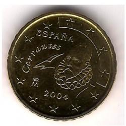 España. 2004. 10 Céntimos (SC)