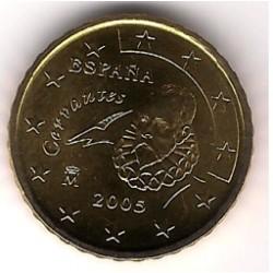 España. 2005. 10 Céntimos (SC)