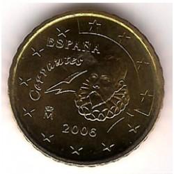 España. 2006. 10 Céntimos (SC)