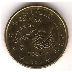 España. 2007. 10 Céntimos (SC)