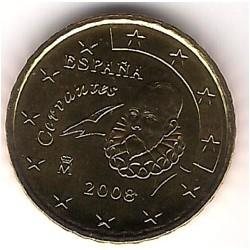 España. 2008. 10 Céntimos (SC)