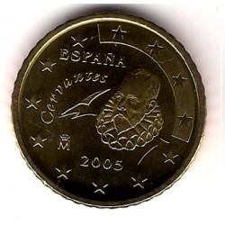 España. 2005. 50 Céntimos (SC)