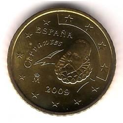 España. 2009. 50 Céntimos (SC)