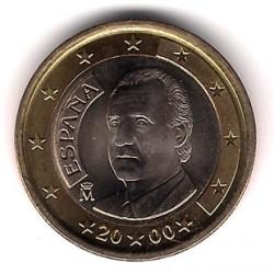 España. 2000. 1 Euro (SC)