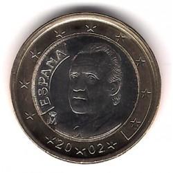España. 2002. 1 Euro (SC)