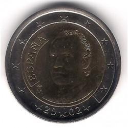 España. 2002. 2 Euro (SC)