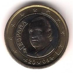 España. 2004. 1 Euro (SC)