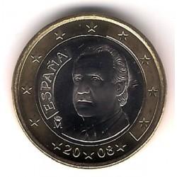 España. 2008. 1 Euro (SC)