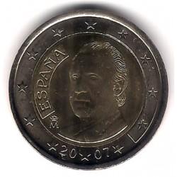 España. 2007. 2 Euro (SC)