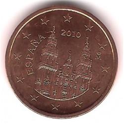 España. 2010. 5 Céntimos (SC)