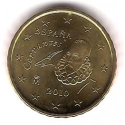 España. 2010. 10 Céntimos (SC)
