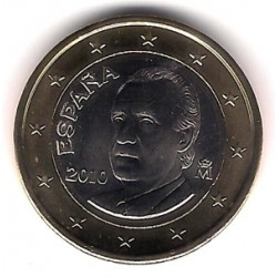 España. 2010. 1 Euro (SC)