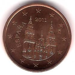 España. 2011. 5 Céntimos (SC)
