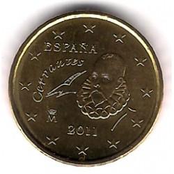 España. 2011. 10 Céntimos (SC)