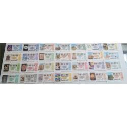 Loteria Nacional. 2000. Año Completo (51 Décimos)