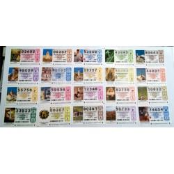 Loteria Nacional. 2006. Año Completo (51 Décimos)