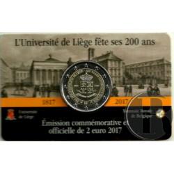 Bélgica 2017 2 Euro (SC)