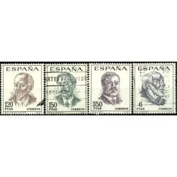 (1830 al 1833) 1967. Serie Completa. Centenarios de Celebridades (Usado)