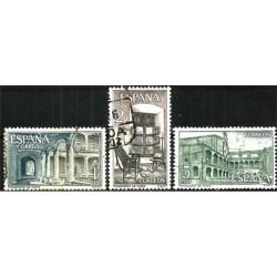 (1686 a 1688) 1965. Serie Completa. Monasterio de Yuste (Usado)