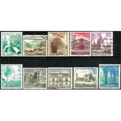 (1726 a 1735) 1966. Serie Completa. Serie Turistíca (Usado)