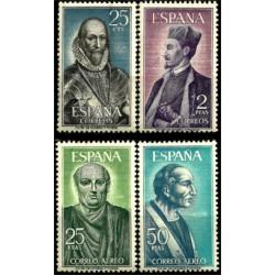 (1705 a 1708) 1966. Serie Completa. Personajes Españoles (Nuevo)