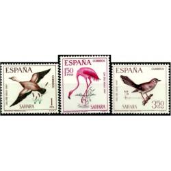 Sahara Español. 1967. Serie Completa. Día del Sello (Nuevo)