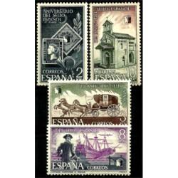 (2232 a 2235) 1975. Serie Completa. 125 Aniv. Sello Español (Nuevo)
