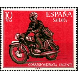 Sahara Español. 1971. 10 Pesetas. Correspondencia Urgente (Nuevo)