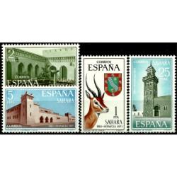 Sahara Español. 1971. Serie Completa (Nuevo)