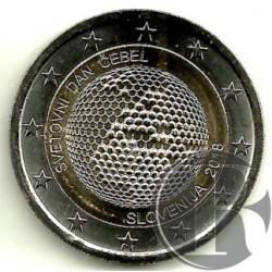 Eslovenia. 2018. 2 Euro (SC)