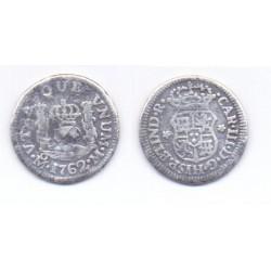 [1762] ½ Real (BC)