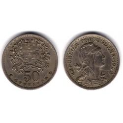 (577) Portugal. 1952. 50 Centavos (MBC)