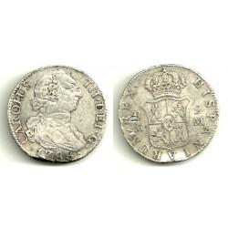 [1788] 2 Reales (BC)