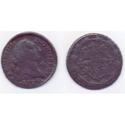 [1779] 4 Maravedí (BC)