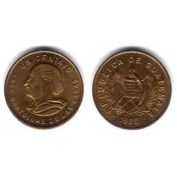 (275.3) Guatemala. 1986. 1 Centavo (EBC)