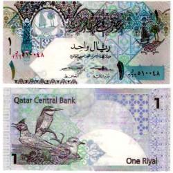 (28) Qatar. 2008. 1 Riyal (SC)