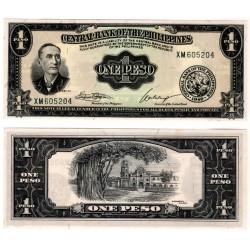 (133h) Filipinas. 1949. 1 Peso (SC)