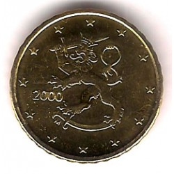 Finlandia. 2000. 10 Céntimos (SC)