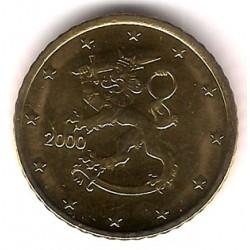 Finlandia. 2000. 50 Céntimos (SC)