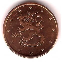 Finlandia. 2003. 5 Céntimos (SC)