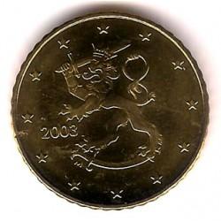 Finlandia. 2003. 50 Céntimos (SC)