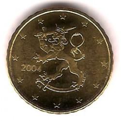Finlandia. 2004. 10 Céntimos (SC)