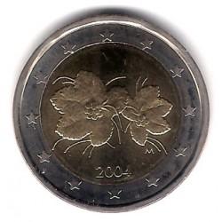 Finlandia. 2004. 2 Euro (SC)