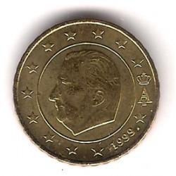 Bélgica. 1999. 10 Céntimos (SC)