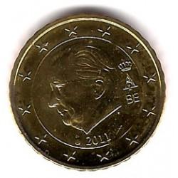 Bélgica. 2011. 10 Céntimos (SC)