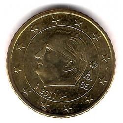 Bélgica. 2011. 50 Céntimos (SC)