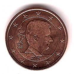 Bélgica. 2015. 5 Céntimos (SC)