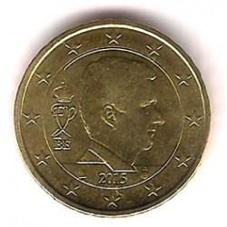 Bélgica. 2015. 10 Céntimos (SC)